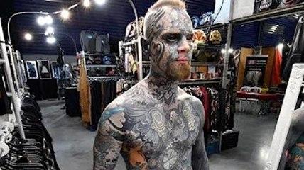 Essonne : un instituteur tatoué sur l'ensemble du corps privé d'enseigner en maternelle