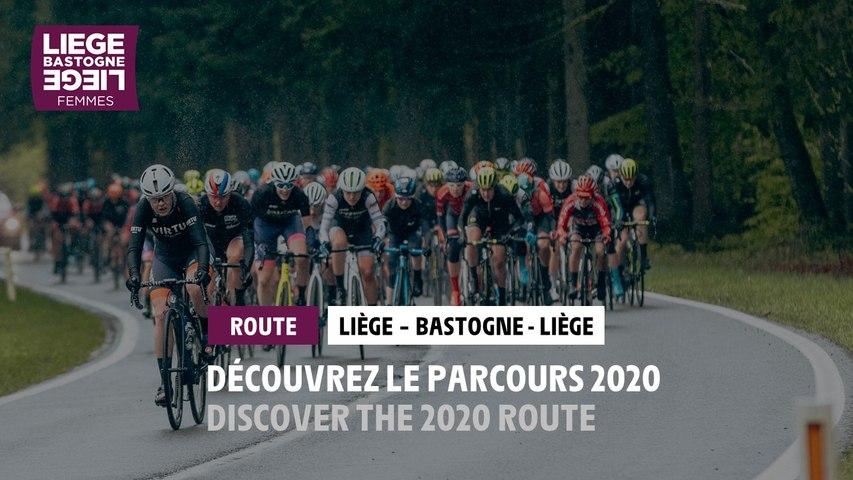 Liège-Bastogne-Liège 2020 - The Route / Le Parcours - Women / Femme