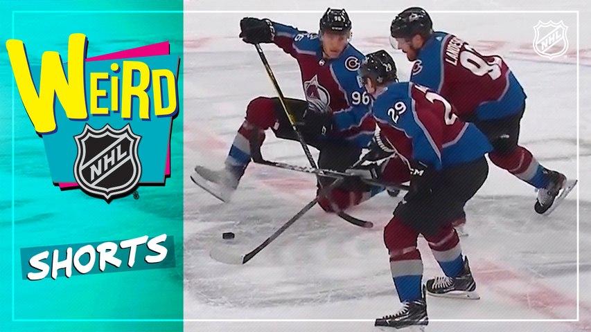Weird NHL Shorts: Pt. 19   Peculiar Playoffs