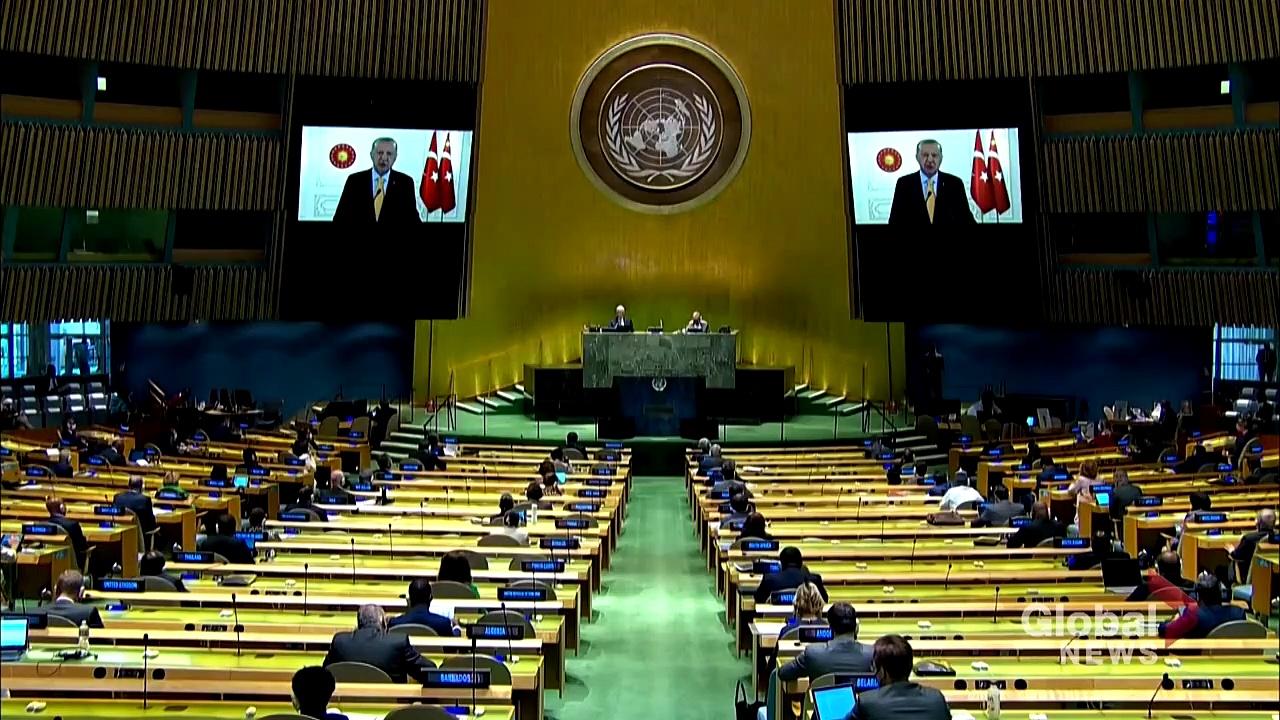 COVID-19 pandemic – UNGA 2020 – World leaders discuss global unity amid COVID-19 pandemic