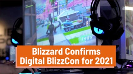 A Digital BlizzCon Is Coming