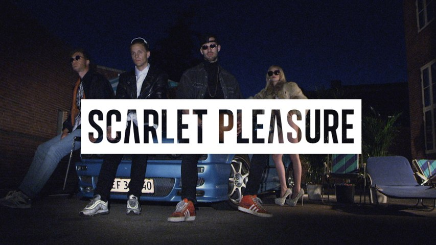 Scarlet Pleasure - Under The Palm Trees