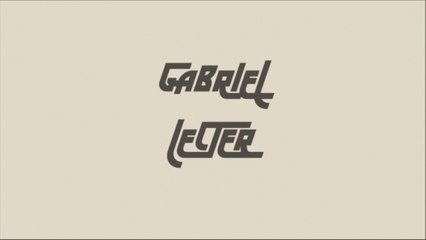 Gabriel Lecter Ft. Enzo Pedone - The Pit