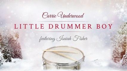 Carrie Underwood - Little Drummer Boy