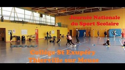 JNSS 2020 College Thierville sur Meuse