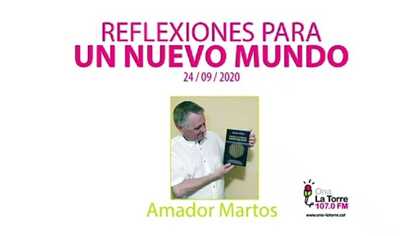 24/09/2020:  LA HUMANIDAD SE ACERCA A LA GRAN TRIBULACIÓN