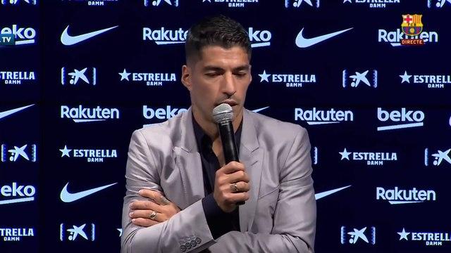 Luis Suarez lâche ses vérités sur son départ du Barça