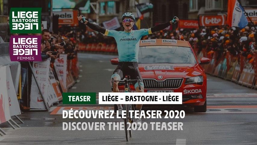Liège-Bastogne-Liège 2020 - Le teaser