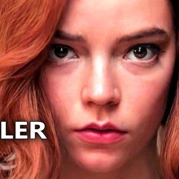 The Queen's Gambit trailer - Anya Taylor-Joy