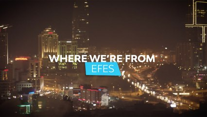 Where we're from: Anadolu Efes Istanbul
