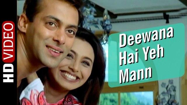 Deewana Hai Ye Mann   Chori Chori Chupke Chupke(2001) Song   Salman Khan   Rani Mukherjee   Preity Zinta   Romantic
