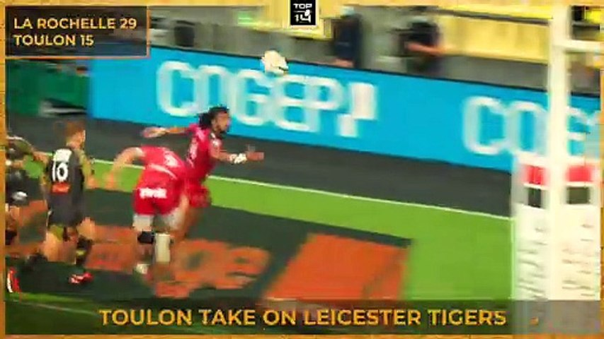 PREVIEW Challenge Cup semi-final - Toulon v Leicester (Saturday, 9.00pm)