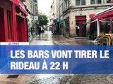A la Une : Saint-Etienne métropole en alerte rouge renforcée / Les bars fermés à 22 heures au plus tard / la foire annulée / Le CHU face à la deuxième vague / Le domaine Sérol des Côtes roannaise se souvient de Pierre Troigros - Le JT - TL7, Télévision loire 7