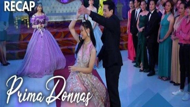 Prima Donnas: Jaime dances with the women in his life   Recap Episode 27
