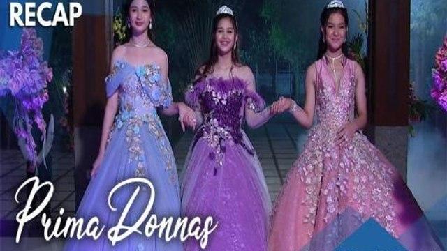 Prima Donnas: Rebirth of the three Donnas | Recap Episode 27