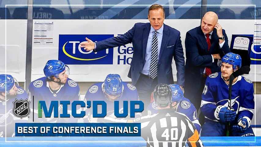 Best of Mic'd Up: Conference Finals