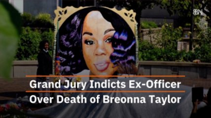 Grand Jury And The  Death of Breonna Taylor