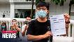 Hong Kong pro-democracy activist Joshua Wong released shortly after arrest