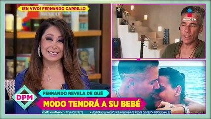 ¿La boda sigue en pie? Fernando Carrillo revela la nueva fecha para su boda
