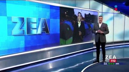 FRENAAA pasa su primera noche en la plancha del Zócalo