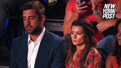 Aaron Rodgers embracing 'better head space' after Danica Patrick split