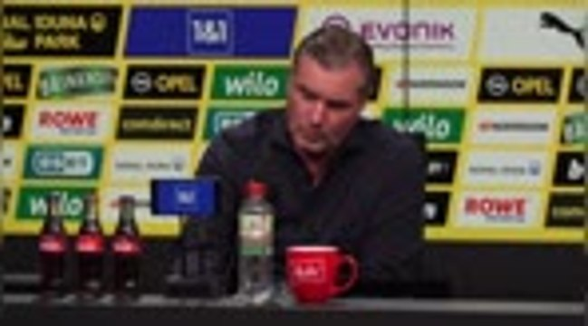 Dortmund - Zorc pose des conditions pour la trêve internationale