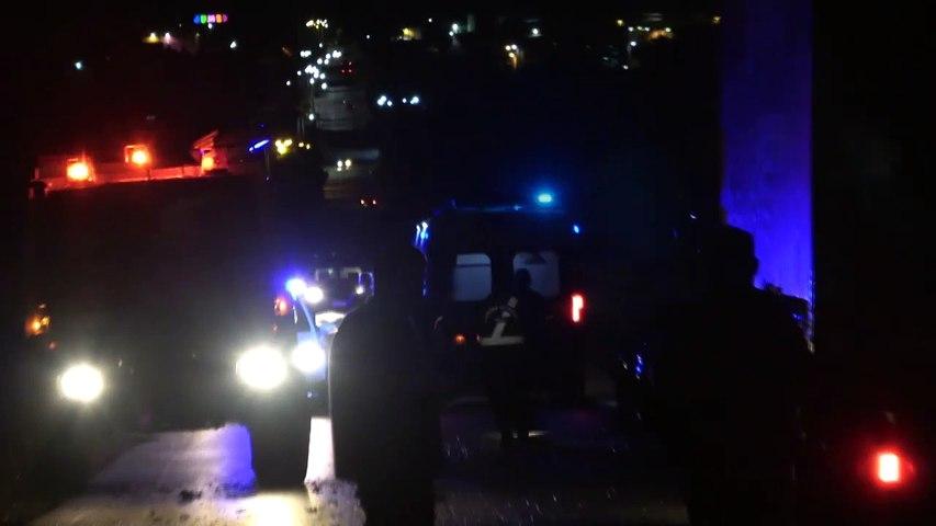 Νέο τροχαίο στη Θηβών Χαλκίδας. 5 τραυματίες σε τρία οχήματα