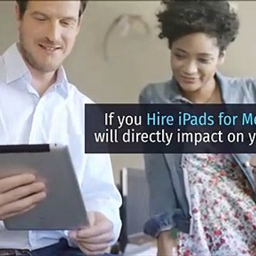 Why You Need to Hire iPads for Meetings in Dubai