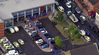 Police officer shot dead at south London police station