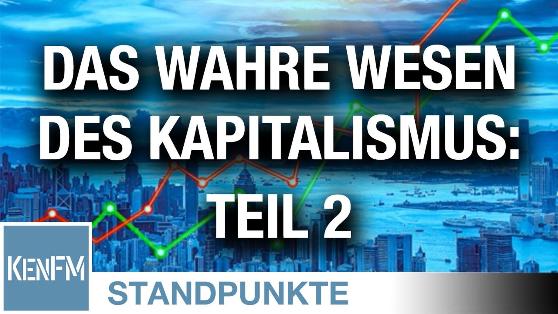 Das wahre Wesen des Kapitalismus: Teil 2 | Von Norbert Häring