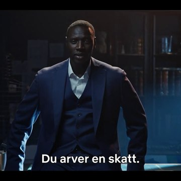 Lupin Sesong 1 - Omar Sy