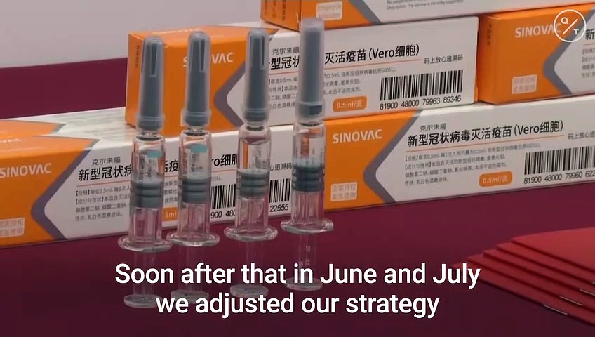 Chinese Coronavirus Vaccine to be Ready in Early 2021