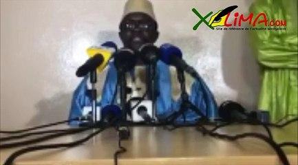 Sokhna Aida Diallo interdite de thiant a Ngabou durant le Magal