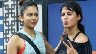 Rakul Preet Singh ने Rhea पर फोड़ा ठीकरा, NCB से पूछताछ में लिए 4 स्टार्स के नाम | FilmiBeat