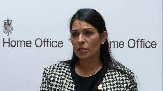 Home Sec 'deeply shocked' by killing of officer in Croydon