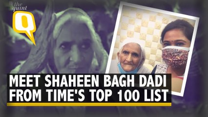 'We Want Respect, Not Money': Shaheen Bagh's Bilkis Dadi Excited at TIME's List