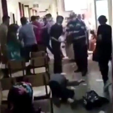 Son dakika.. Maske tartışmasında dövülen sağlık çalışanı ameliyata alındı