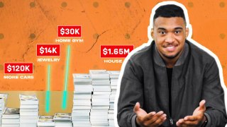 How Tua Tagovailoa Spent His First $1M in the NFL