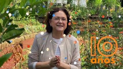 Un reglo para ti por nuestros primeros 10 años - Cancón de Sonia Ortiz