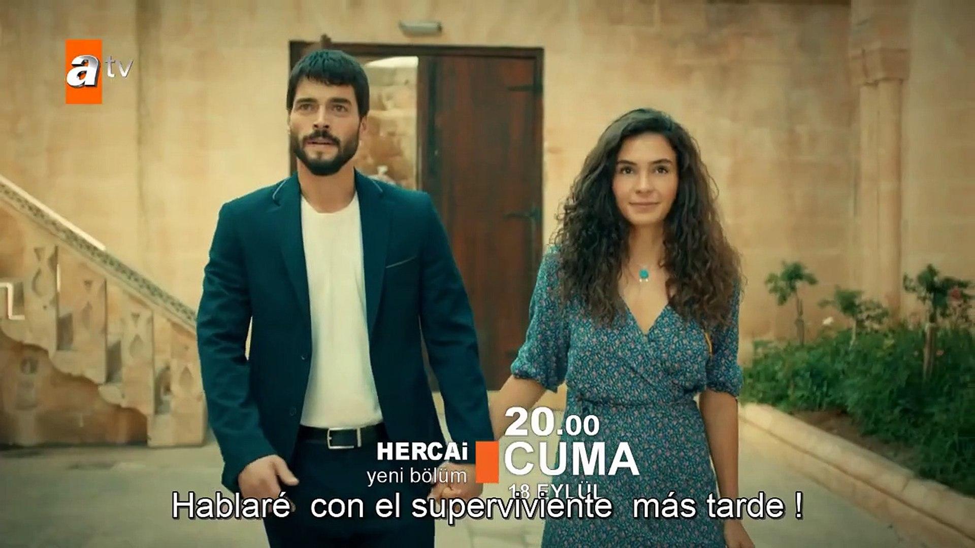 Hercai Tercera Temporada Capitulo 1 Subtitulado En Español Fragmento Novela Turca Video Dailymotion