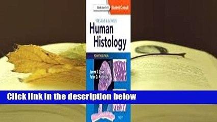 PDF-Download Stevens & Lowe's Human Histology Voll