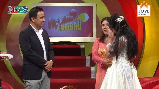 Lần đầu MC Quyền Linh BỰC MÌNH vì cô dâu 20 TUỔI QUÁ TỆ, mẹ chồng KHƯ KHƯ BẢO VỆ con dâu đến cùng