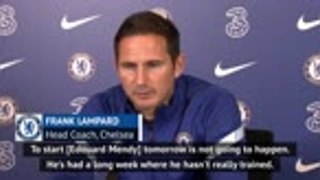 Lampard challenges Kepa to fight for starting spot
