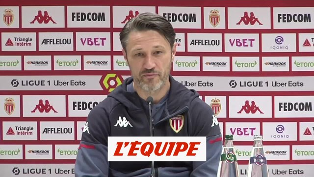 Kovac : «Travailler pour être compétitif durant toute la saison» - Foot - L1 - Monaco