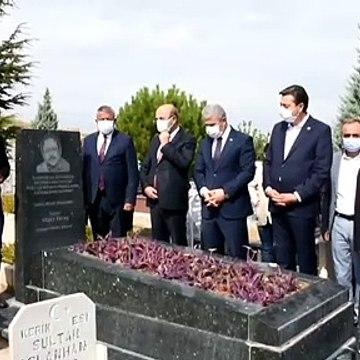 Neşet Ertaş mezarı başında anıldı | Video