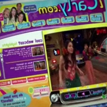 iCarly Season 2 Episode 1 ISaw Him First