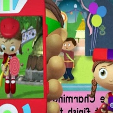 Super WHY! Season 1 Episode 53 - Cinderella The Prince's Side Of The Story