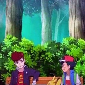 Pokemon - Season 23 Episode 7 - The Hoenn Region, Site Of Fierce Fights! The Battle Frontier Challe - (English Subbed)Nge!!