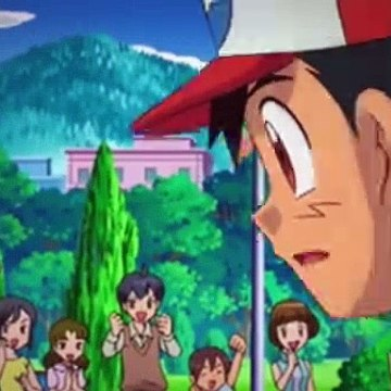 Pokemon Season 15 Episode 21 Climbing the Tower of Success