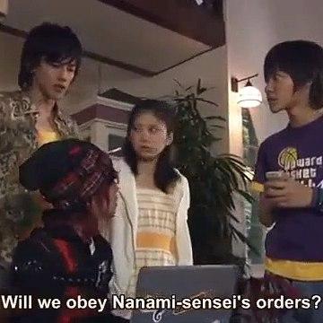 Tantei Gakuen Q -  探偵学園Q - E11 English Subtitles